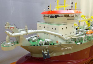 Marine Models built in the UK