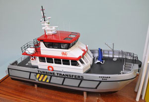 Model repair and refurbishment service from UK based model makers