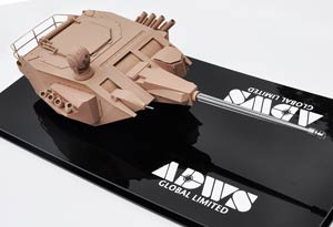 Technical Models by UK based model makers